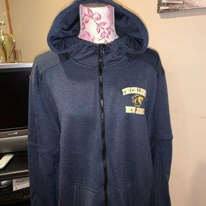 TCNJ sweat jacket
